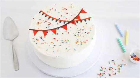 easy tricks        cake