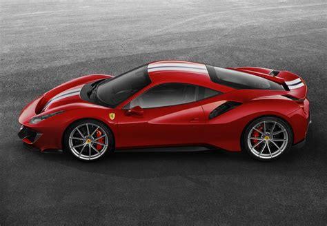 2018 Ferrari 488 Pista Officially Detailed Performancedrive