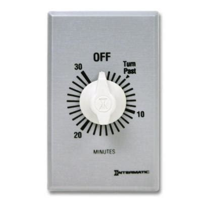 bathroom fan light switch buying guide timers at the home depot