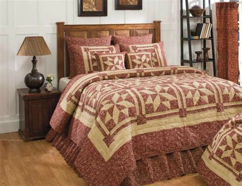 King Quilted Bedspread by Wine 100 Cotton King Quilt Wine Ihf