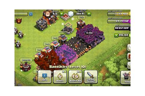 atland clash of clans apk download