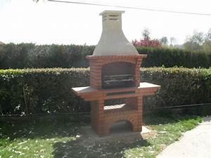 Barbecue De Jardin : my barbecue barbecue en kit de jardin ce2040f ~ Premium-room.com Idées de Décoration