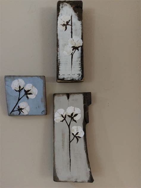 rustic cottage chic paintings  reclaimed wood  p