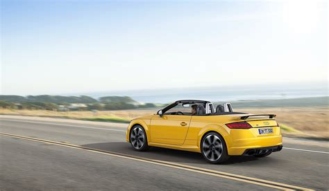 Maybe you would like to learn more about one of these? AUDI TT RS Roadster specs & photos - 2016, 2017, 2018 ...