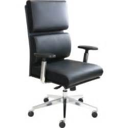 tempur pedic 1001 executive bonded leather chair black furniture office furniture chairs