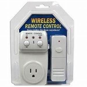 Wireless appliance remote control lamp light switch wall for Remote control floor lamp price