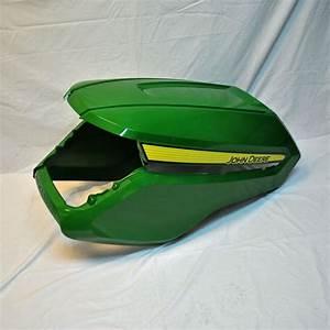 John Deere Hood Replacement Kit