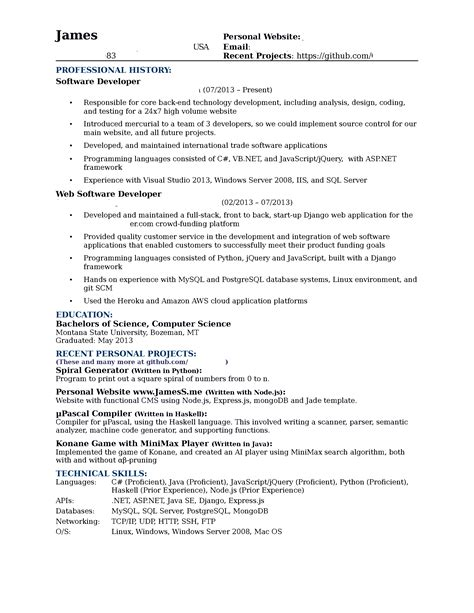 weekly resume critique request and advice