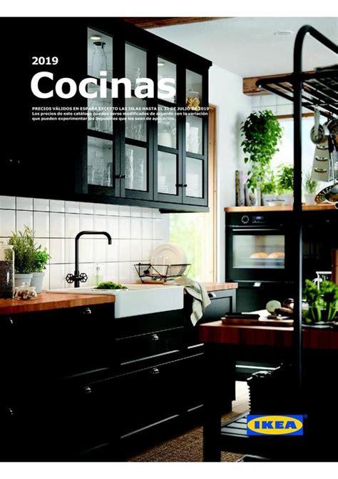 cocinas modernas catalogo ikea  bricolajecom