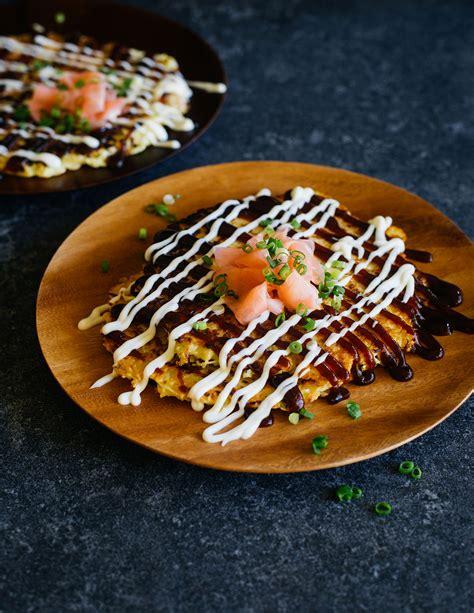 okonomiyaki japanese recipes sbs food