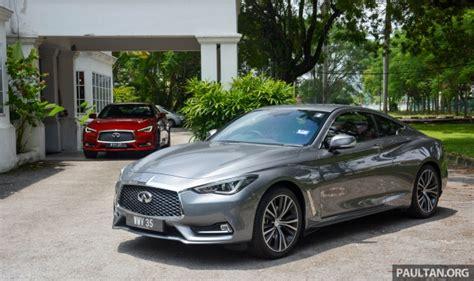 infiniti malaysia vehicle warranty unaffected  mco
