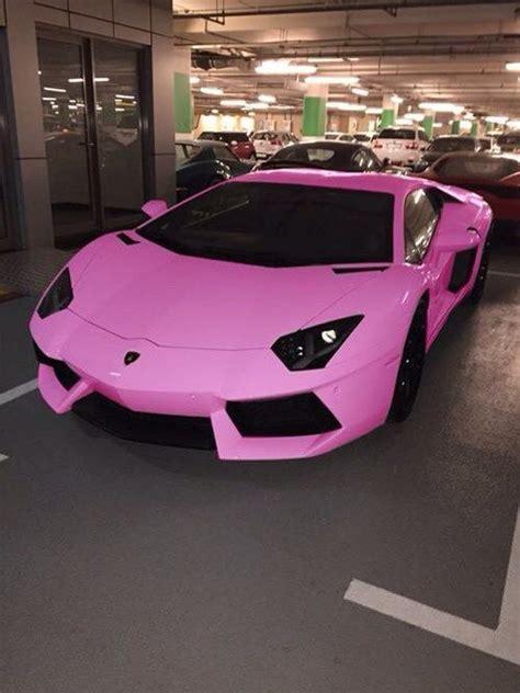 imagen de car pink  lamborghini cars coleccion pinterest cars lamborghini  dream cars