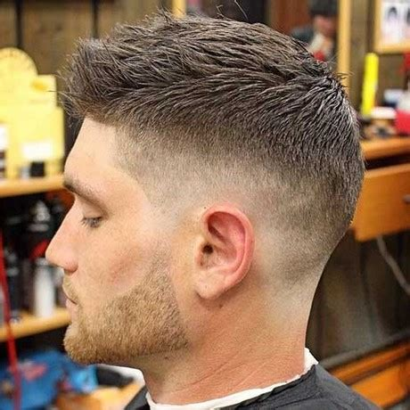 coupe dégradé homme coupe de cheveux fondu homme