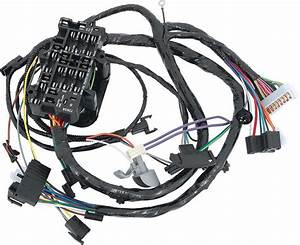 Dash Wiring Harness  1977 Chevy   Gmc Truck