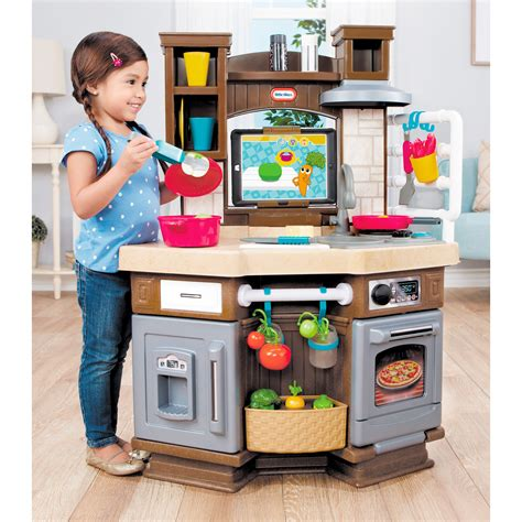 Little Tikes Cook N Learn Smart Kitchen  Play Kitchens At. Primitive Decor Curtains. Room And Board Dining Table. Decorative Landscape Rock. Decorative Shower Drain. Costco Room Air Conditioner. Deli Case Decorations. Gray Living Room Chairs. Safari Living Room Decor