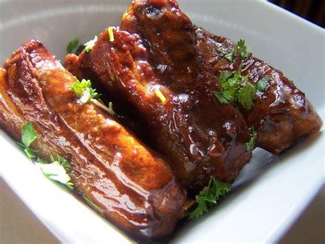 cuisiner des travers de porc travers de porc aigre doux recettes cookeo