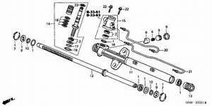 Power Steering Gear Box Components For 2002 Honda Accord