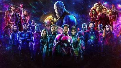 Avengers Infinity War Panther Marvel Groot Iron