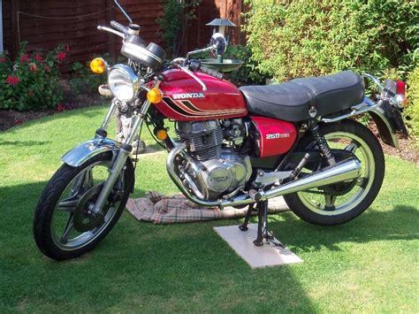 honda cb 250 1977 honda cb 250 t dream not superdream bike is sold in