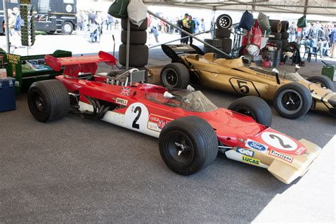F1 Car | 1946 - Formula One was agreed as a recognized formula.