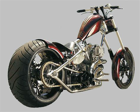 West Coast Choppers Custom Bike Motorbike Motorcycle