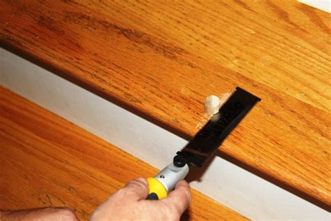 fix squeaky floorboards from above how to fix squeaky stairs from above pro construction guide