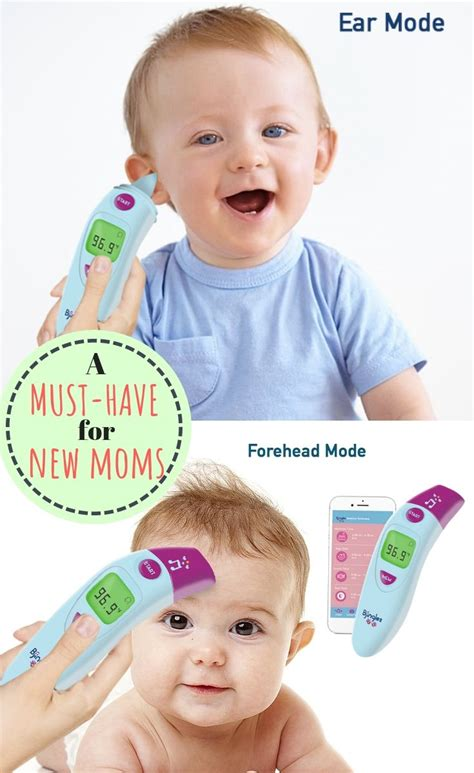 Digital Ear & Forehead Infrared Medical Thermometer. The ...