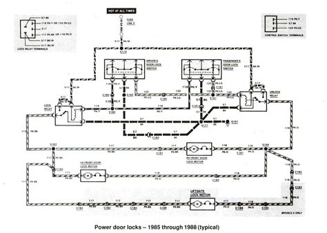 Ford Ranger Wiring Color