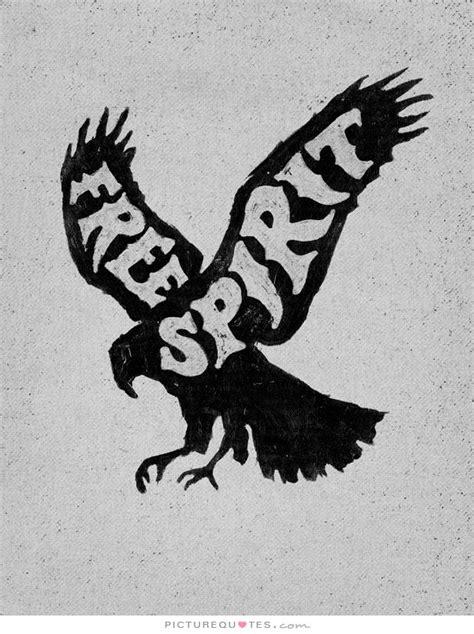 Free Spirit Quotes Tattoo