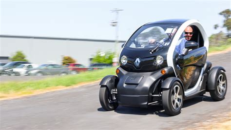 Renault Twizy Review : first Australian drive - photos ...