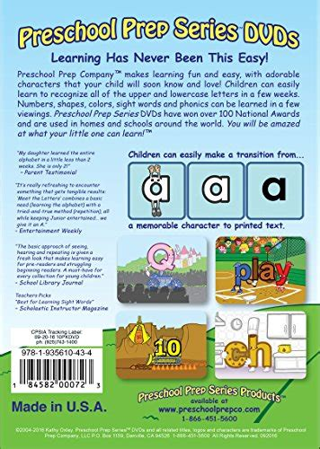 preschool prep series collection 10 dvd boxed set meet 343 | 61gI%2B6hOJdL