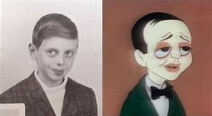 6th Grade Steve Buscemi vs. Cartoon Peter Lorre - Charley ...