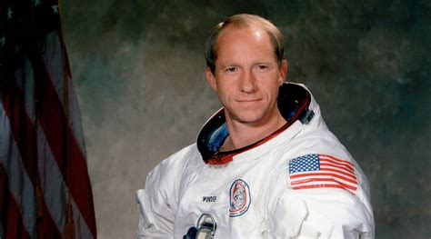 NASA Apollo 15 astronaut Alfred Worden dies at 88 – Daily Pop