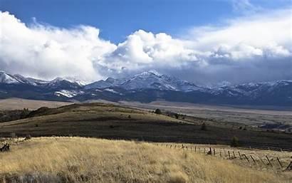 Mountain Mountains Desktop Wallpapers Field Wilderness Snowy