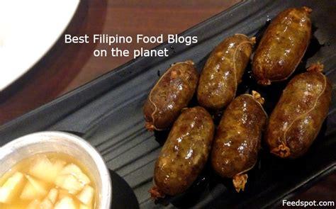 top  filipino food blogs websites pinoy cooking blog