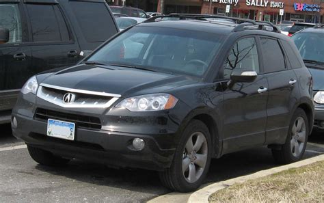 2007 Acura Rdx Pictures Information And Specs Auto