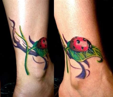 Ladybug Tattoos Designs, Ideas And Meaning  Tattoos For You