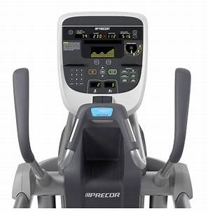 Precor 835 Adaptive Motion Trainer  Amt  With Open Stride Review