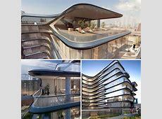 New Buildings By Zaha Hadid