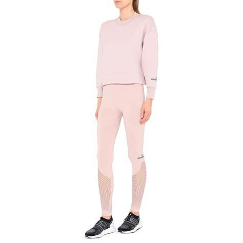 light pink tights light pink adidas by stella mccartney