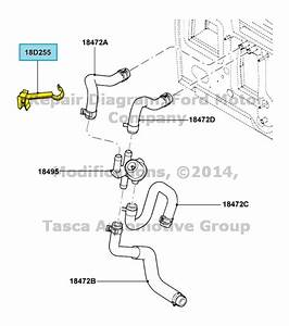 32 2002 Ford Ranger 23 Heater Hose Diagram