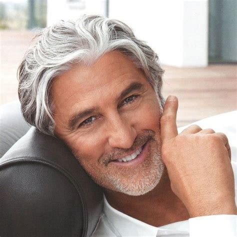 hairstyles  older men  guide