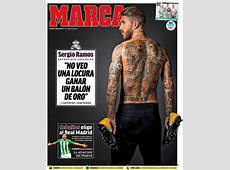 Sergio Ramos's tattoos remixed by photoshoppers