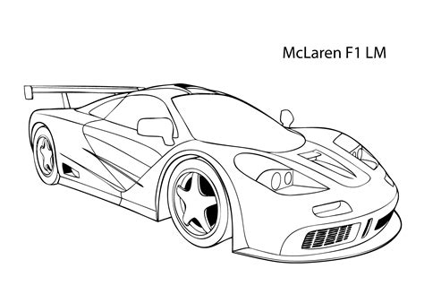 Viper Coloring Pages Free Race car coloring pages