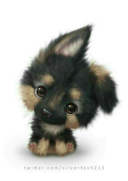 adorable cute animal illustration cute animal drawings