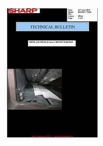 Sharp Usa Service Manual Free Download Copier