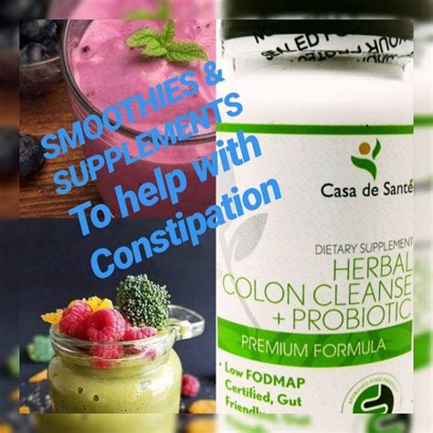 To add even more fiber to smoothies i like using fiber supplements like benefiber. Healthy High Fiber Smoothie Recipes For Constipation ...