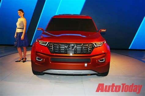 Hyundai's Small Suv Coming In 2019