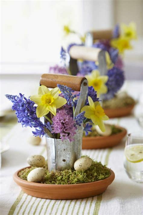 decor de table pour paques 111 flower arrangements easter atmosphere fresh design pedia
