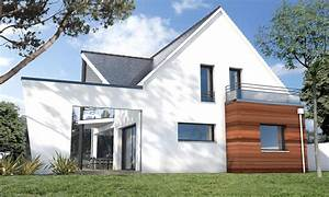 Maison à Vendre La Chapelle Sur Erdre : maison toit double pente et toit plat la chapelle sur ~ Dailycaller-alerts.com Idées de Décoration